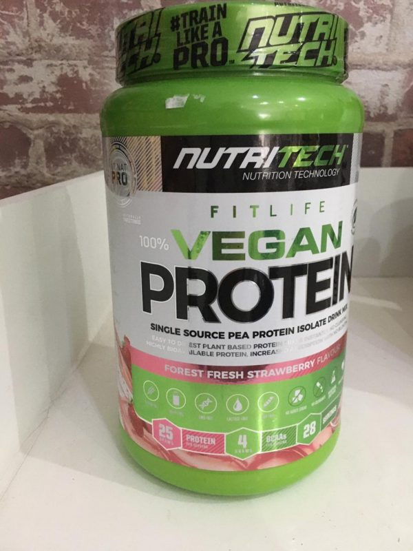 Nutritech Vegan Protein