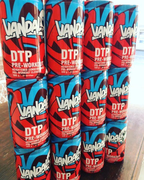 Vandal DTP Pre-workout