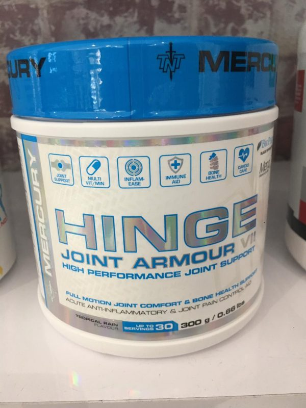 TNT Mercury Hinge Joint Armour V2